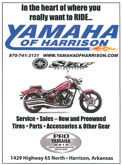 Yamaha of Harrison - serving NW Arkansas over 20 years, Harrison, Arkansas