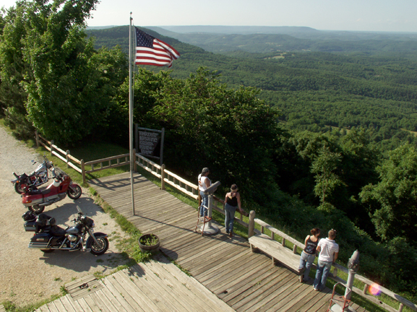 Scenic Point overlook